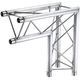 Triangle 9-In Truss F23 2W 90D Crn 1.64Ft (.5M)