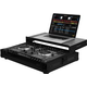 Odyssey FZGSMC4000BL Black Label Glide Case for Denon DN-MC4000