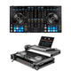 Pioneer DDJ-RX DJ Controller with Glide Road Case