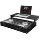Odyssey Black Glide DDJSX2 Case w 1U Rack Space