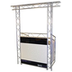 OPTI CS150 DJ Booth Goalpost Overhead Expansion