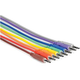 Hosa CMM-815 Patch Cables 3.5mm TS to Same 6 Inch
