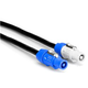 Hosa PCN-203 Neutrik powerCON Power Cable 3ft