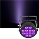 Chauvet SlimPAR QUV12 USB DMX RGB+UV LED Wash