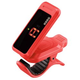 Korg Pitchclip Limited Edition Can Tuner Red