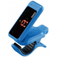 Korg Pitchclip Limited Edition Can Tuner Blue