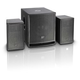 LD Systems DAVE12G3 Powered 2.1 PA System