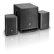 LD Systems DAVE10G3 Powered 2.1 PA System