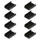 Proflex PFSLIP8 Skirt Clips for Platforms 8Pk