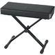 Gator GFWKEYBNCH1 Black Keyboard Bench