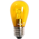 Ushio UTOPIA LED S14 YELLOW 2W Lamp