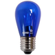 Ushio UTOPIA LED S14 BLUE 2W Lamp