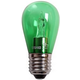 Ushio UTOPIA LED S14 GREEN 2W Lamp