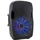 "Gemini AS-15BLU-LT 15"" Powered Speaker with LED's"