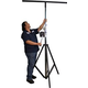 Solena LS-800 Crank Lighting Stand