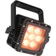 Mega Lite Tuff Baby P-84 7x12W RGBAW IP-64 Rated LED Wash