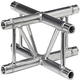 Global Truss IB-4072V Vertical I-Beam Cross Junction