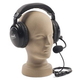 Anchor H-2000 Intercom Headset w/ Attached Mic