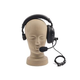 Anchor Intercom Headset Single Muff with Mic