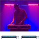 ADJ American DJ Mega Bar 50RGB RC LED Bar Light 2 Pack