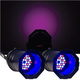 Solena Max Can 36 RGB 3x1-Watt RGB LED Light 2 Pack
