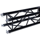 Global Truss SQ-4111-1250 BLK 4.10ft Sq Segment