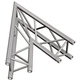 Global Truss TR-4086I 2-Way 45 Deg Corner Apex In