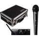 AKG WMS40 Mini Vocal Wireless Handheld Microphone with Hard Case