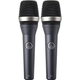 AKG D5 Dynamic Handheld Vocal Microphone Pair