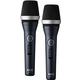 AKG D5CS Handheld Vocal Microphone Pair w/ Switch