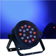 Bam Par RGB 18x1-Watt LED DMX Wash Light