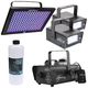 Chauvet LED Shadow UV with Fog Machine & Strobe Light Bundle