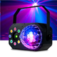 ADJ American DJ Stinger Star Moonflower - Laser & Wash FX Light