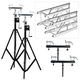 Global Truss ST-132 Crank Stand with F34 10-Foot Truss Pack
