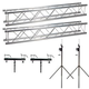 Global Truss ST-90 Crank Stand with F24 13-Foot Truss Pack