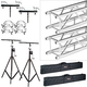 Global Truss ST-132 Stands with F34 10-Foot Truss plus Bags & Clamps