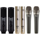 Studio Microphone Bundle with Blue Dynamics & MXL Condensers