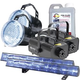 ADJ American DJ Eco UV Bar 50 Bundle with Fog and LED Strobe