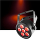 Chauvet EZpar T6 USB Battery-Powered Tri LED Light