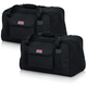 "Gator GPA TOTE10 Tote Bag for 10"" Speakers 2-Pack"