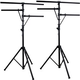 Solena LS-200 Lighting Stand with Dual Crossbar 2-Pack