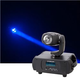 Epsilon Mini Quad-Beam 10W RGBW LED Intelligent Moving Head Light