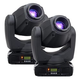 ADJ American DJ Inno Spot Pro 80-Watt Moving Head Light 2 Pack