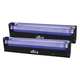 Chauvet NVF18 18-Inch Blacklight 2 Pack