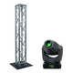 ADJ American DJ Inno Spot Pro Moving Head Light & 6.56 Foot Totem Pack