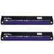 ADJ American DJ 24-in UV Black Light Fixture 2 Pack