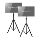 Gator GFWAVLCD2 Deluxe LiftEEZ Tripod Video Stand Pair