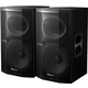 Pioneer XPRS12 12-Inch 2-Way Powered Speakers Pair