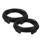 DMX Cable Pack with Two 25 Foot DMX Cables