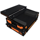 ProX Orange on Black Case for Pioneer DDJ-SX2
